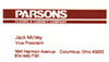 Parsons Floors and Cabinet Company